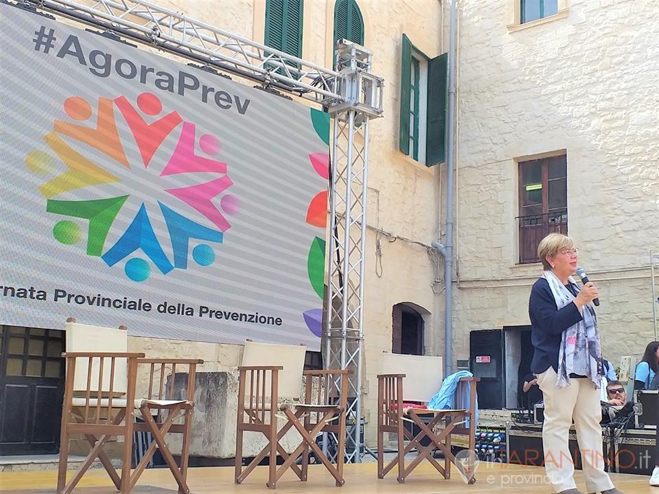 Al Castello Aragonese di Taranto i progetti della salute