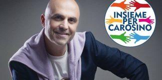 Candidato sindaco di Carosino anche Paco Vinci
