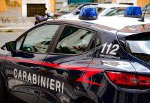 Carabinieri Castellaneta arrestano giovane per aggressione