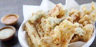 Come realizzare la ricetta della tempura di verdure pugliesi