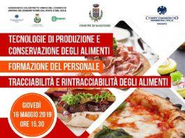 Conservazione degli alimenti.Seminario a Maruggio