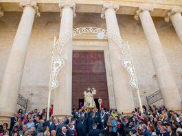 Festa a Massafra in onore della Madonna della Scala