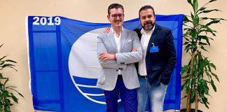 La città di Maruggio riceve la Bandiera Blu