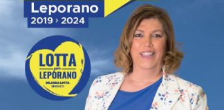 Programma di Iolanda Lotta candidata sindaco di Leporano