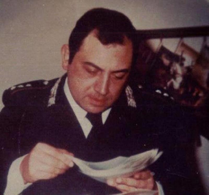 Taranto non dimentica il Capitano Emanuele Basile