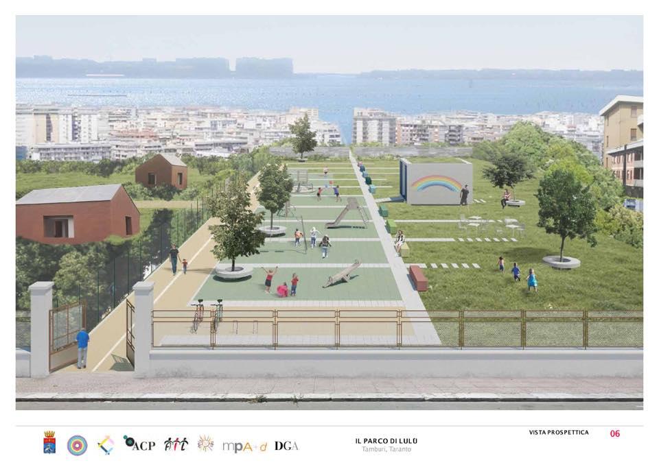 Un parco a Taranto presto una realtà concreta