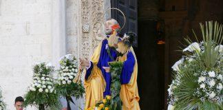 Via ai festeggiamenti di San Nicola di Bari