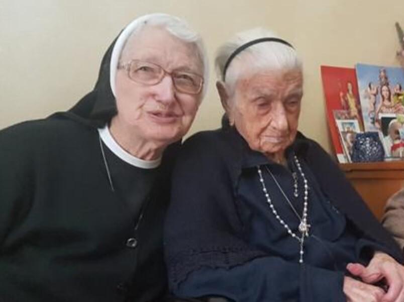 Vive a Foggia la donna più longeva d'Italia