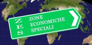 ZES zone economiche speciali