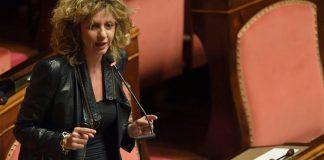 Barbara Lezzi a Crispiano