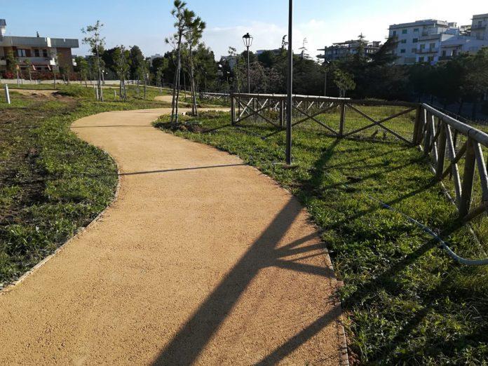 Nuovo parco del Vallone - Crispiano