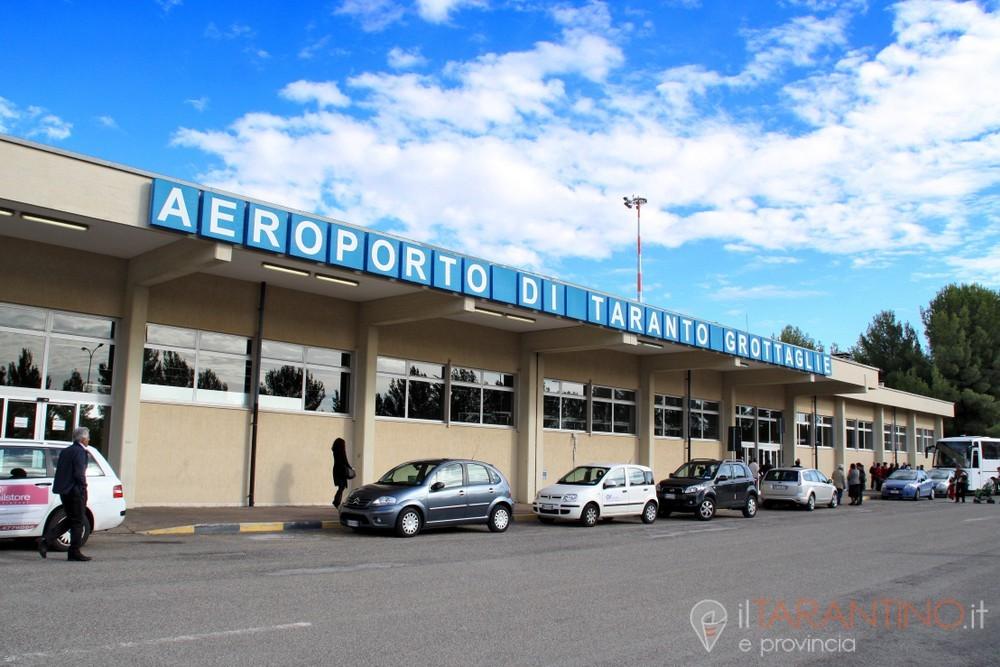 Aeroporto Grottaglie: trovato ordigno bellico - IlTarantino