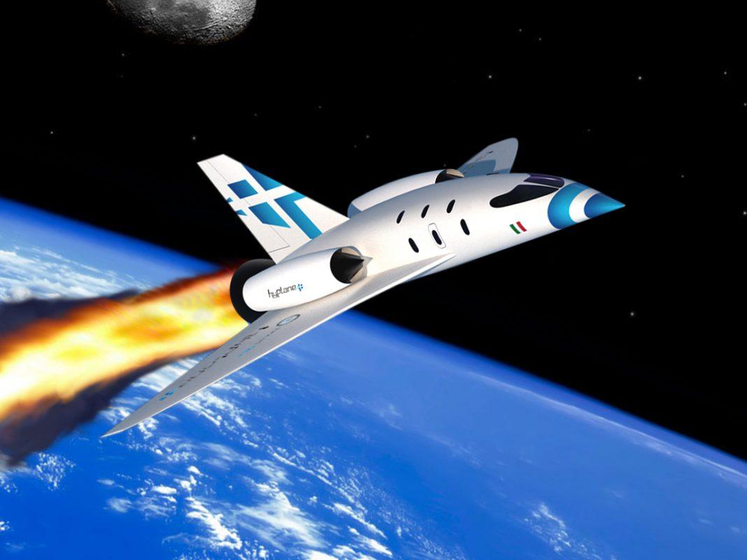 voli da Grottaglie nello spazio