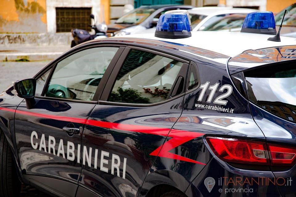 23enne di Avetrana arrestato per evasione dai domiciliari