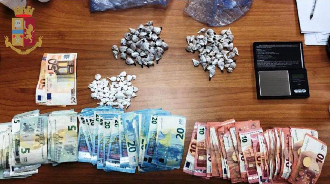 Ai domiciliari pregiudicato 39enne di Taranto per spaccio