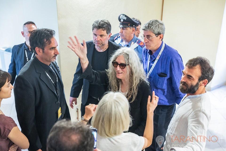 Al Medimex 2019 di Taranto arriva anche Patti Smith