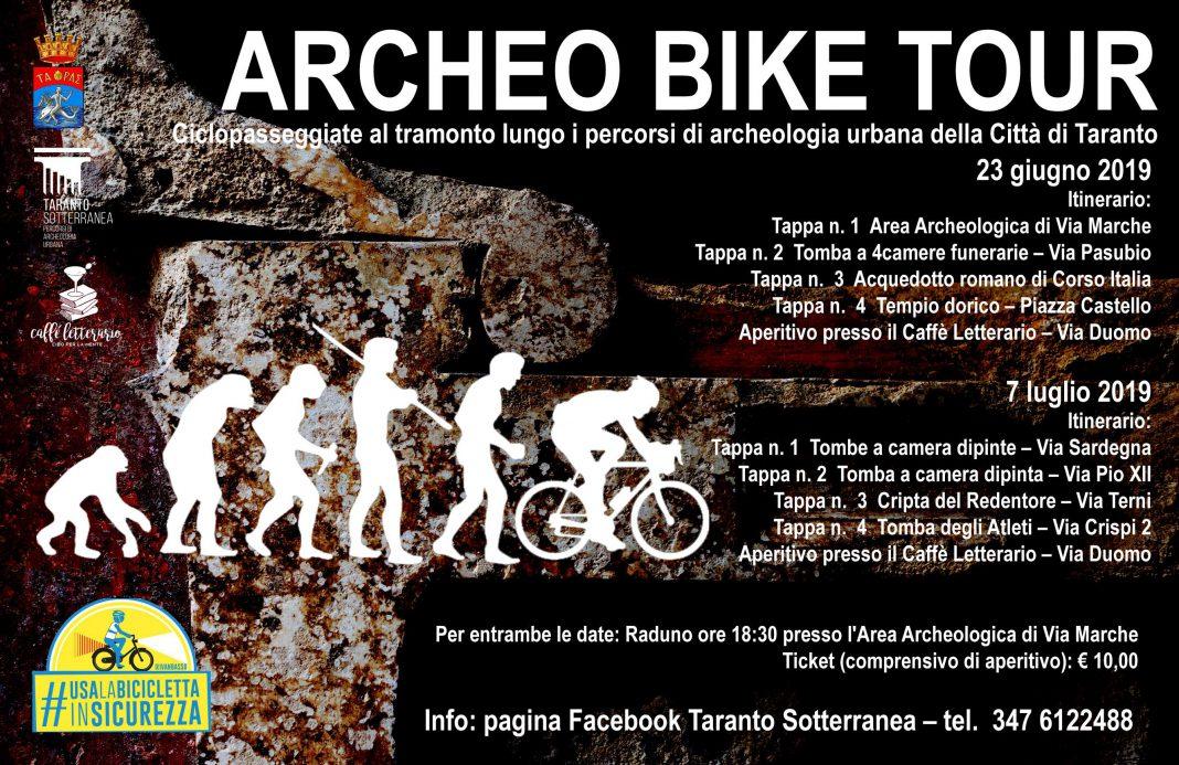 Archeo Bike Tour, Taranto