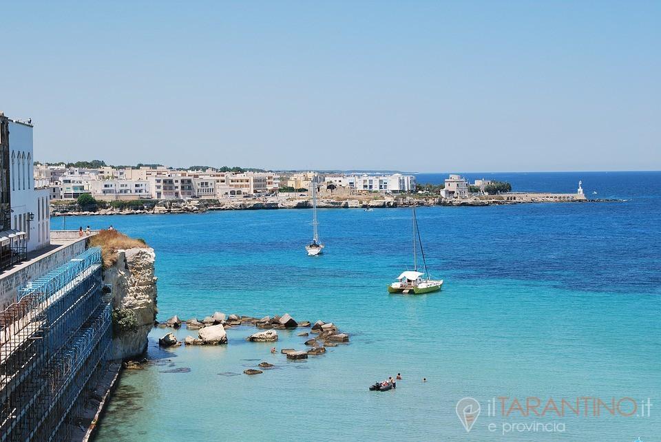 Arriva il caldo con temperature fino a 35 gradi a Taranto