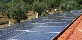 Lecce al primo posto in Italia nel fotovoltaico