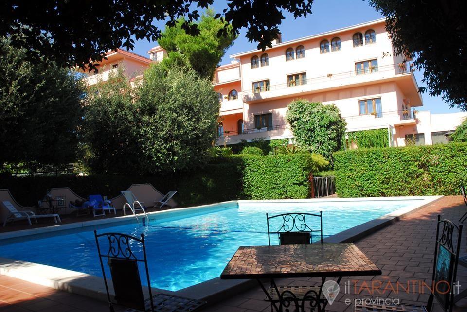 Park Hotel San Michele di Martina Franca riceve premio