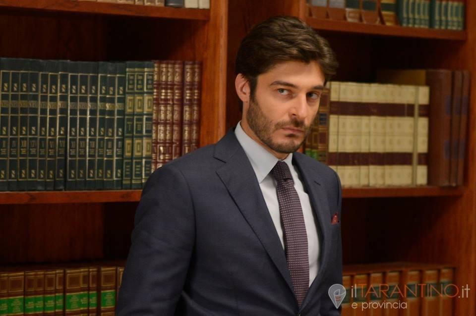Taranto set ideale per il film con Lino Guanciale