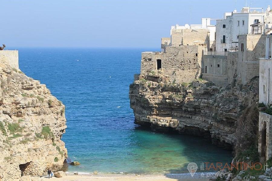 Una domenica calda e afosa in Puglia da trascorrere al mare