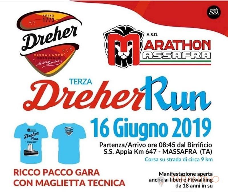 Via alla Terza edizione del Dreher Run a Massafra