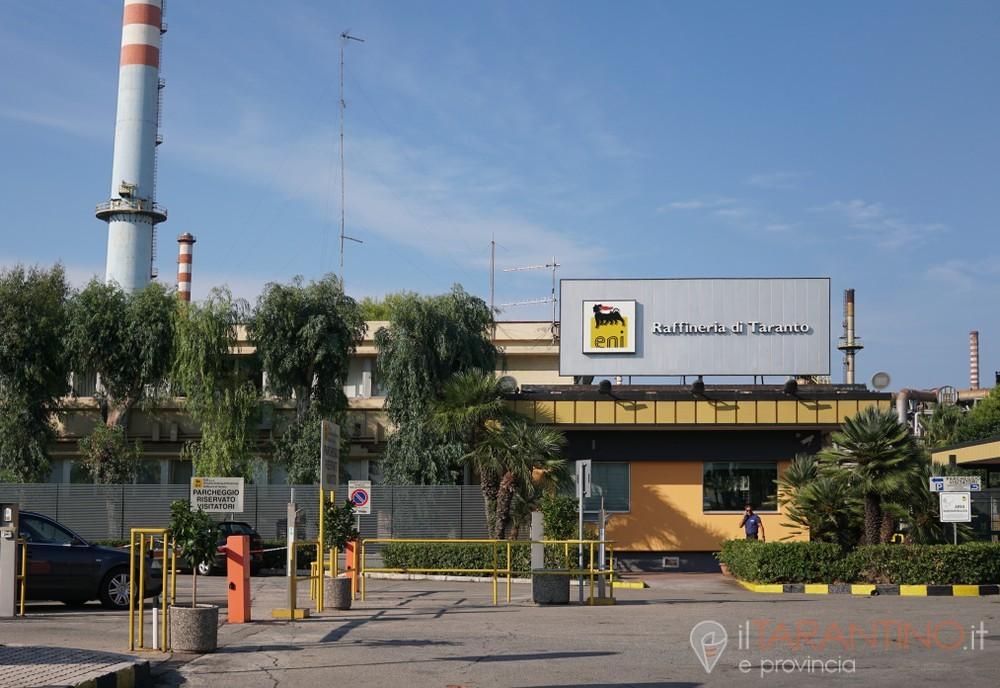 Raffineria Eni - Taranto