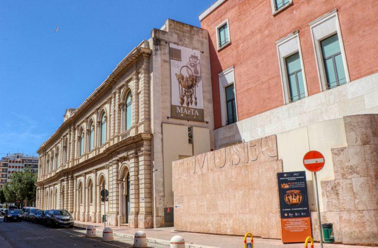 MArTA, Taranto