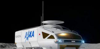 Rover Luna 2029