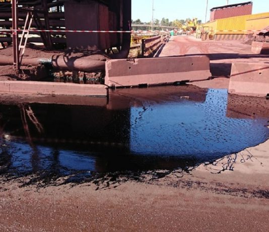 Arcelor Mittal di Taranto. Ennesimo incidente