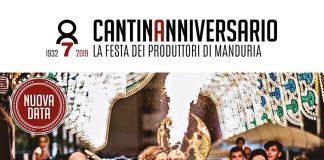 Cantina Produttori di Manduria festeggia 87 anni