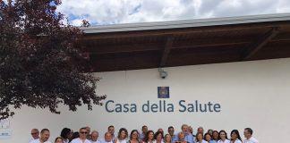 Equipe medica nella Casa della Salute di Palagianello