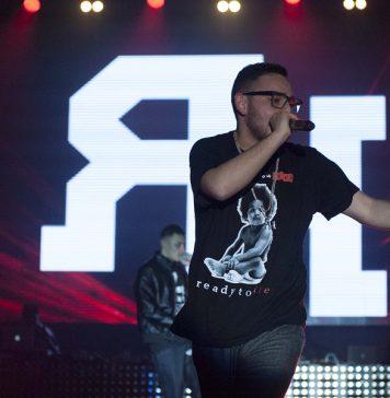 Il rapper salernitano Rocco Hunt lascia la musica