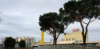 Nuova linea d'imbottigliamento della Birra Peroni a Bari