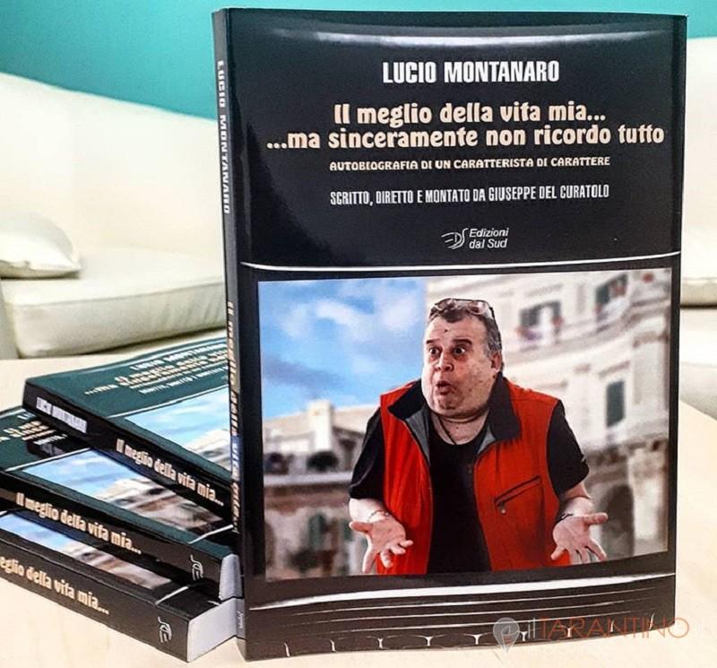 Presentazione biografia attore martinese Lucio Montanaro