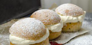 Ricetta panini dolci da farcire anche con il gelato