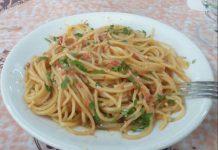 Ricetta spaghetti ricci di mare una prelibatezza