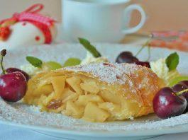 Ricetta strudel ciliege e mele una delizia per il palato
