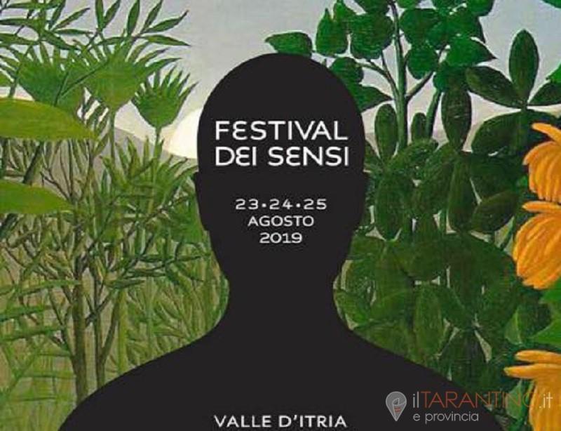 Dal 23 al 25 agosto a Martina Franca via al Festival dei sensi