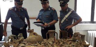Denuncìato 45enne di Barletta. Deteneva beni archeologici