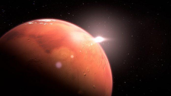 Marte grande come la luna la sera del 27 agosto è una fake