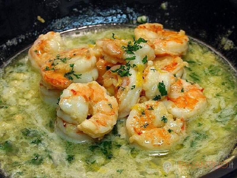 Ricetta zuppa di gamberi un piatto delicato