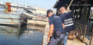 Sequestrate oltre 3 quintali di cozze a Taranto