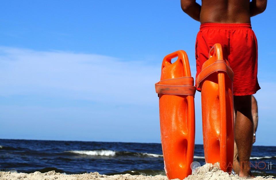 Servizio di salvamento a mare in vigore a Ginosa