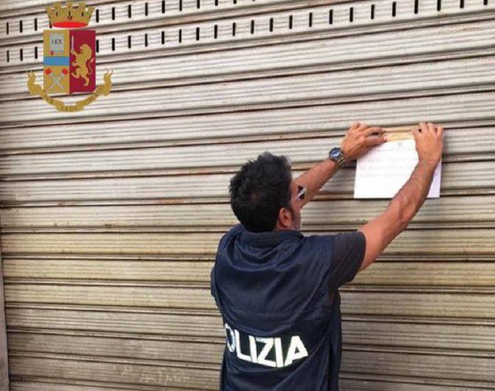 Sospesa attività club e disposta chiusura circolo a Taranto