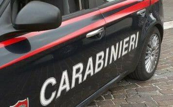 carabinieri, sparatoria