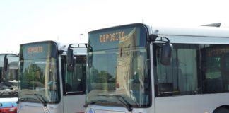 24 Autobus a Taranto contro l'inquinamento ambientale