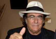 Al Bano depennato dalla blacklist dell'Ucraina