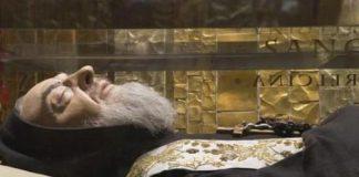 Arrivo delle Sacre Reliquie di San Pio a Leporano